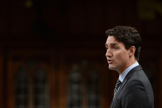Justin Trudeau a séduit le grand public dès... (La Presse canadienne)