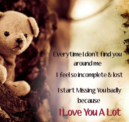 I Miss You I Love You Free I Love You Ecards Greeting Cards 123
