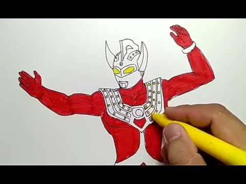 Ultraman Taro Hikarbriframe Titleyoutube Video Player Width