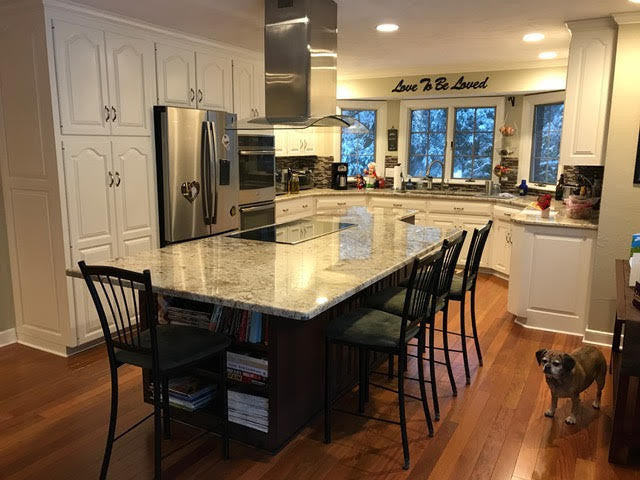 What Could You Do With A Few More Inches Of Kitchen Countertop Space The Original Granite Bracket