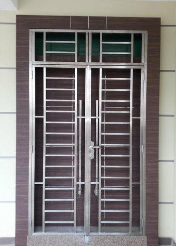 10 Model Teralis Pintu Minimalis Terbaru Konsep Top