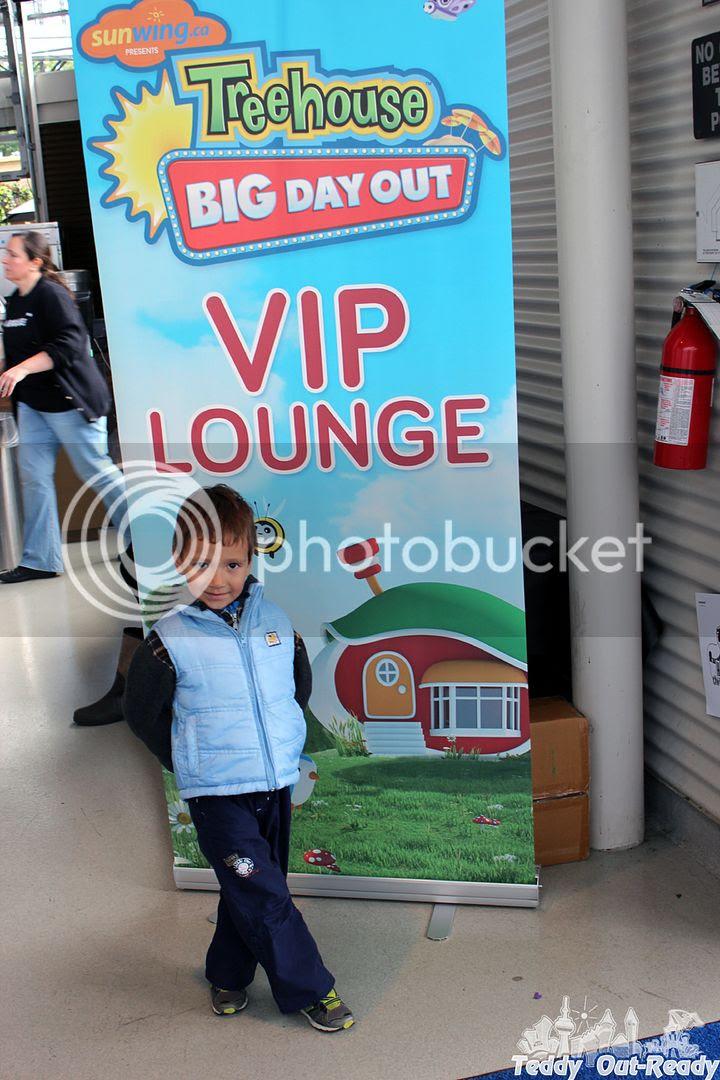 Treehouse VIP