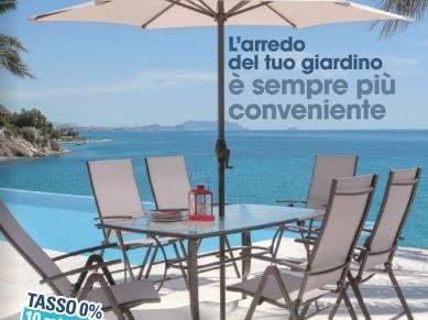 Panorama catalogo offerte arredo giardino e terrazzo