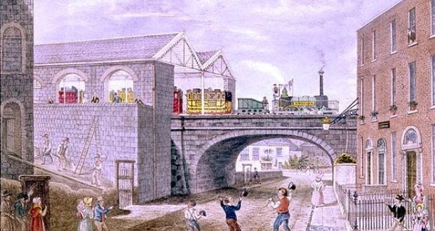 Illustration: John Harris (1791-1873)