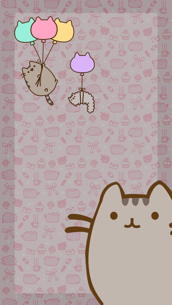 Pusheen Wallpaper iPhone - WallpaperSafari