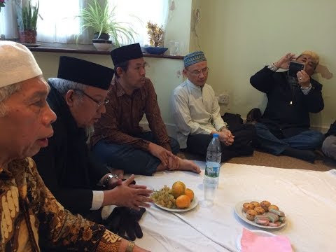 Dokumentasi pengajian Kyai Abdul Wahid Maktub - 19 November 2017