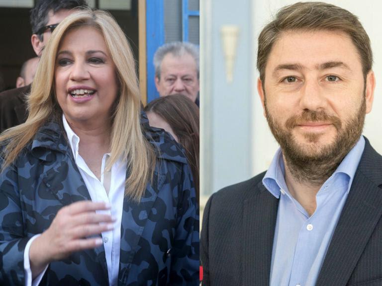 Κεντροαριστερά: Το χρονικό του α΄ γύρου | Newsit.gr