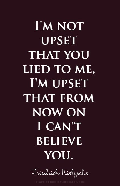 Quotes About Lying To You 229 Quotes