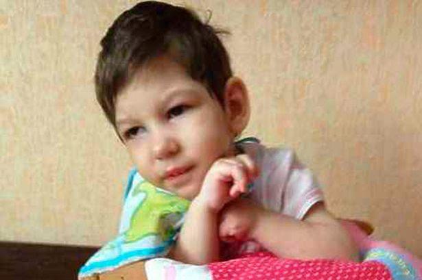 The victim Nastya