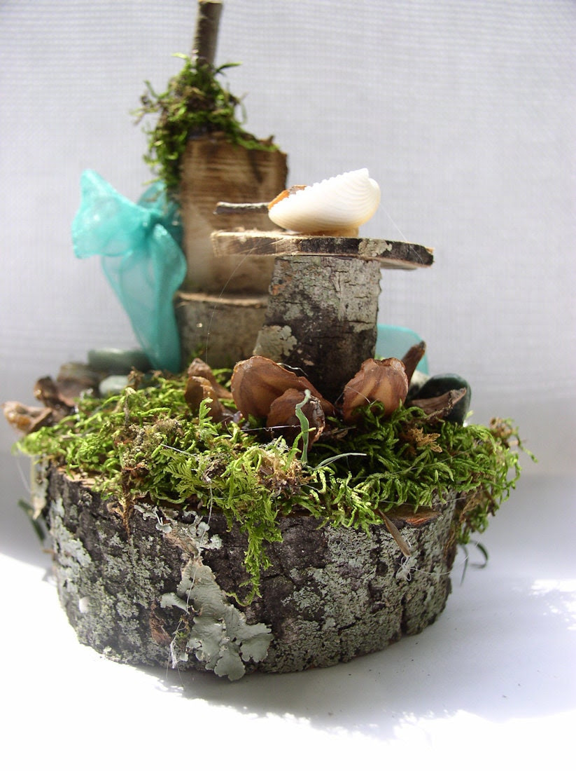 Woodland Fairy Chair and Table