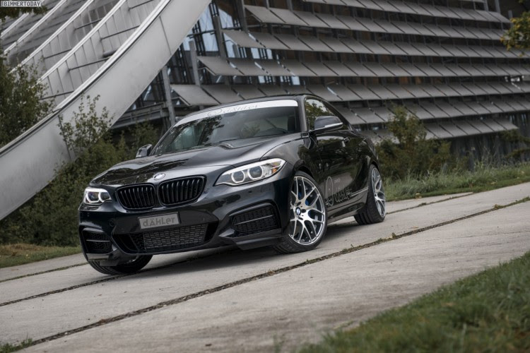 Daehler BMW M235i Tuning F22 Competition Line 2er 02 750x500 BMW M235i tuned by Daehler produces 390 horsepower
