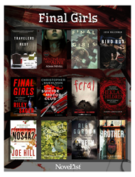 Final Girls Reading Recommendations