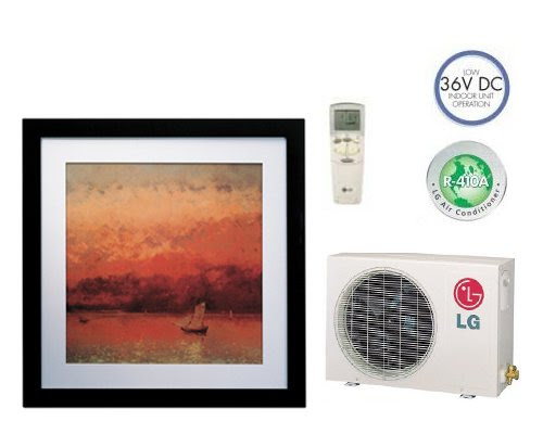 Lg Through The Wall Air Conditioners Lg Duct Free Art Cool Mini