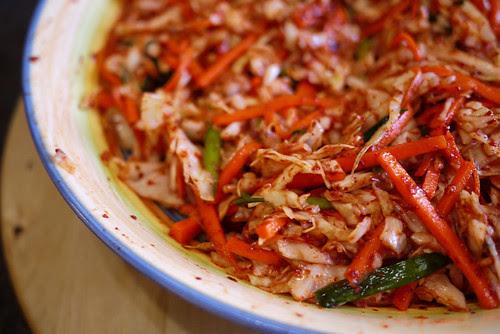 Easy-to-Prepare Kimchi