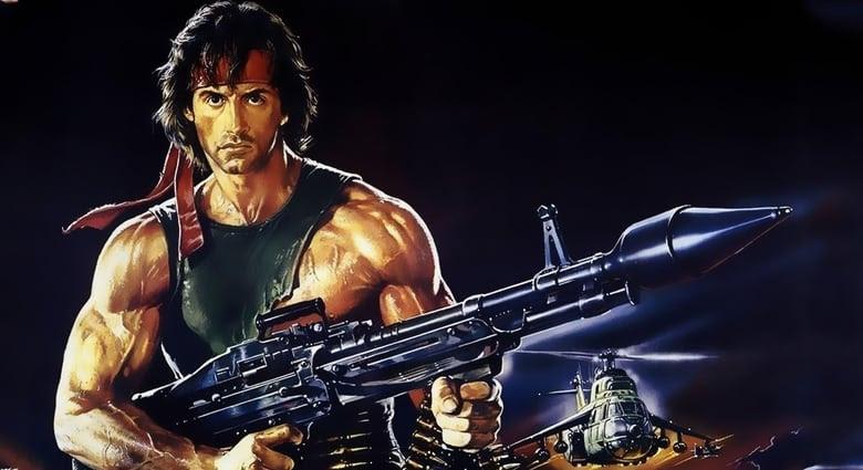 Rambo: First Blood Part II film stream Online kostenlos anschauen