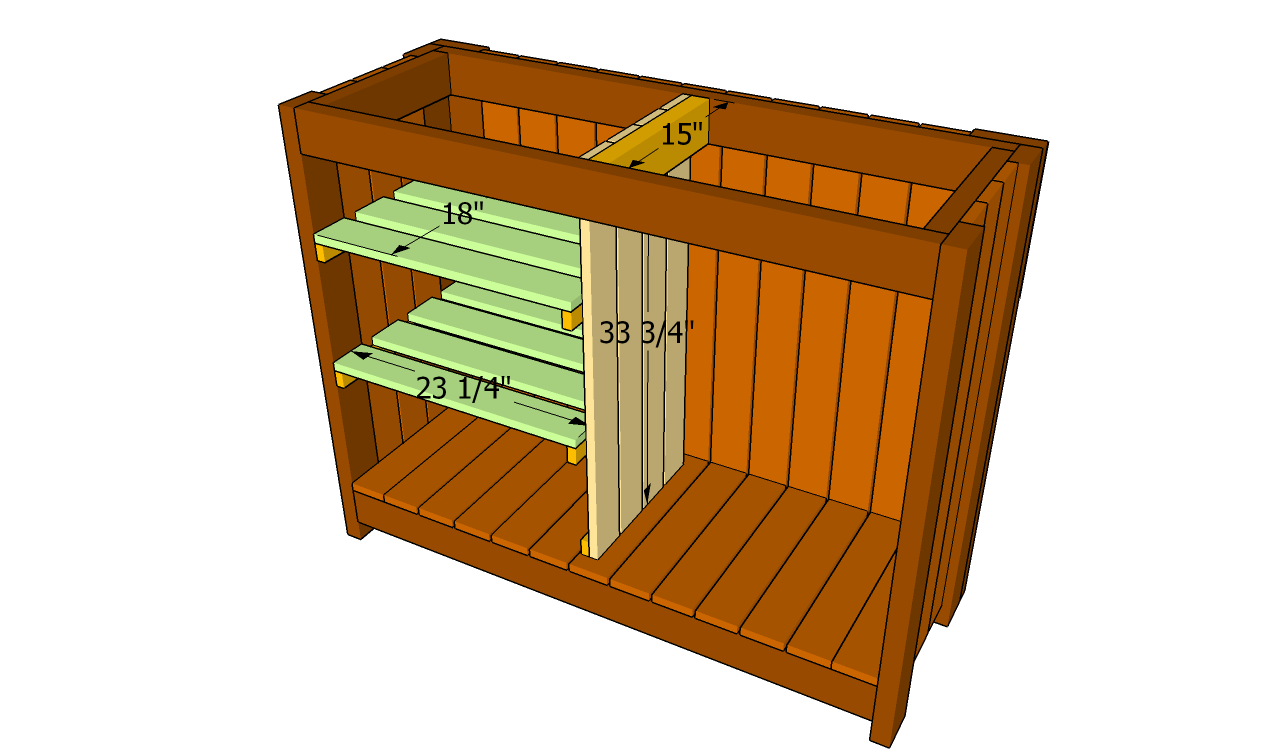 Outdoor Bar Plans | Free Outdoor Plans - DIY Shed, Wooden ...