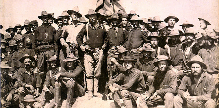 Rough Riders Spanish American War Pictures