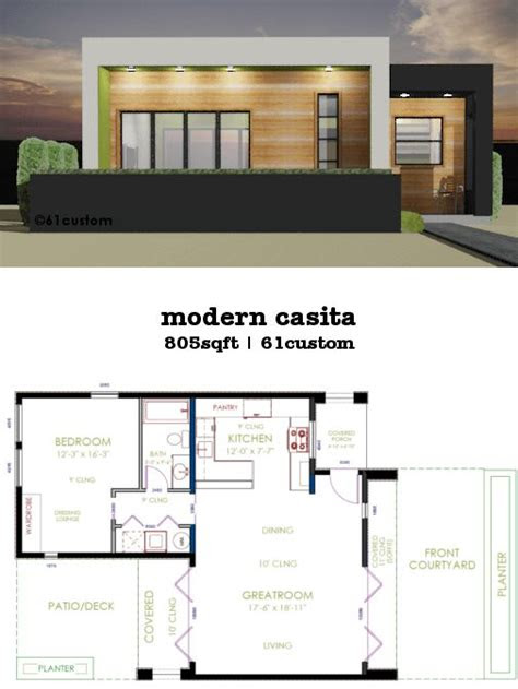 sqft  bedroom  bath modern house plan works