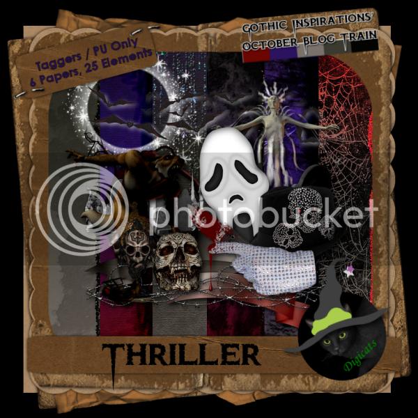Thriller Sampler