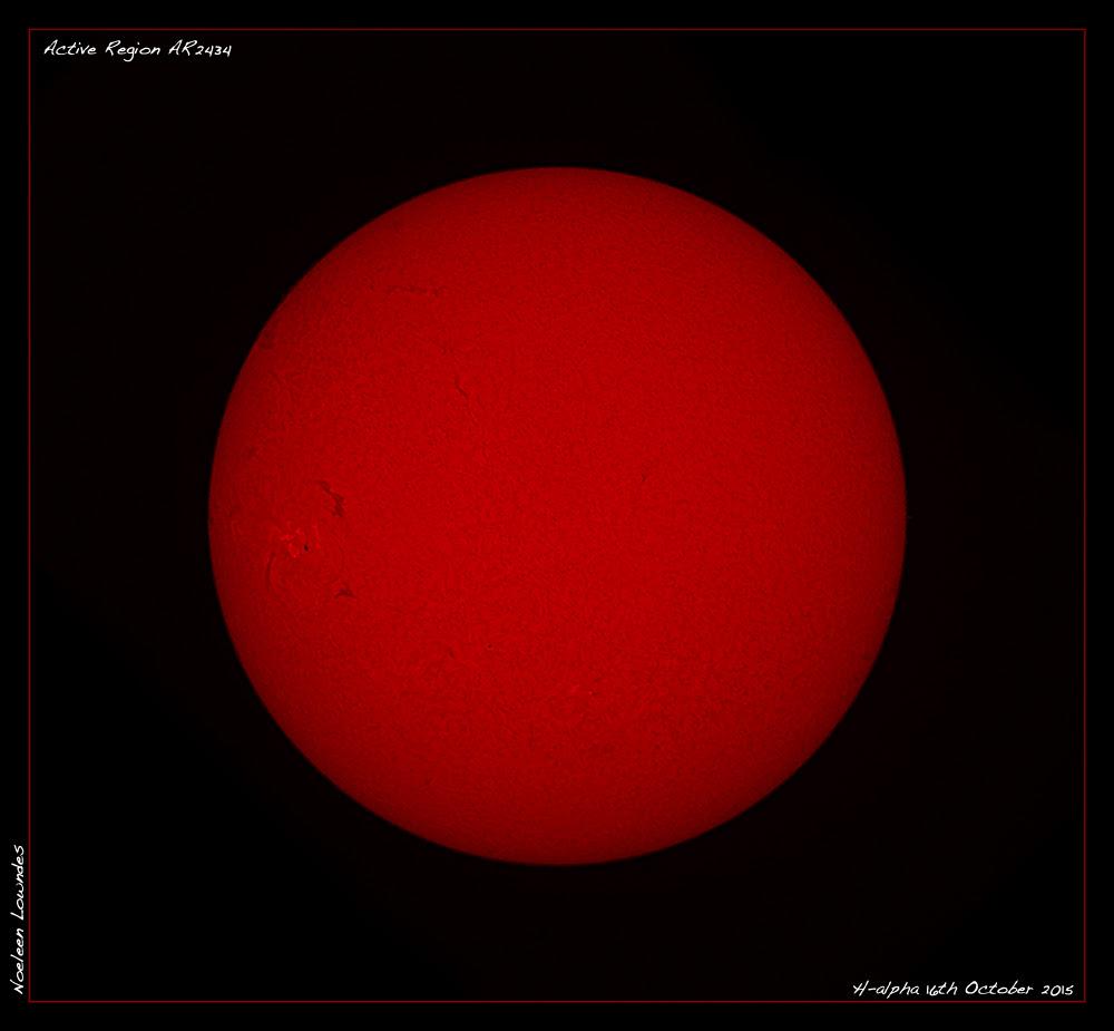 Sun 16th October 2015
