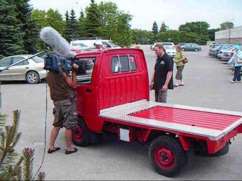 winnipeg pony corral Sunday Night cruise kei truck minitruck mini truck