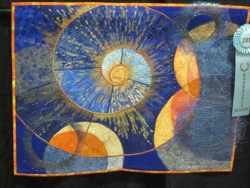 """""""Azzurro"""" by Lisa R Jenni of Redmond, WA"""