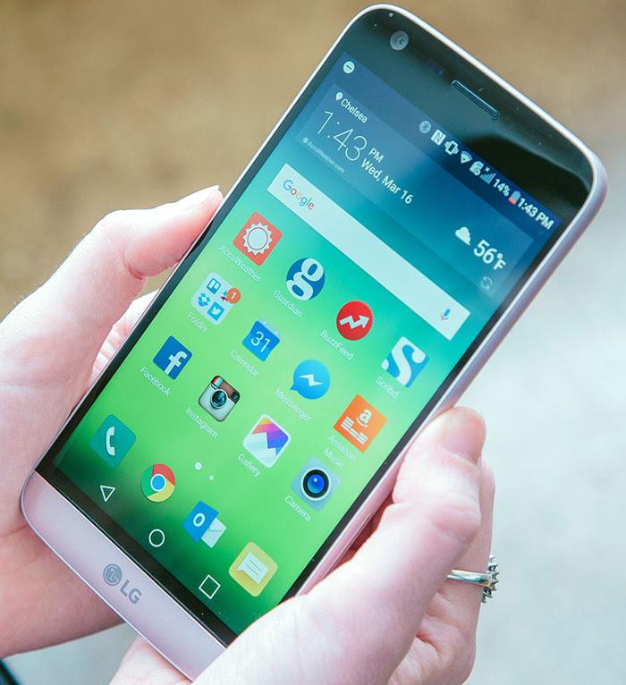 LG G5 User Guide Manual Tips Tricks Download