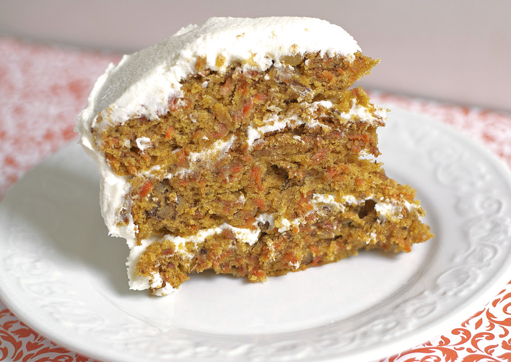 Easy Gluten Free Carrot Cake Recipe Let S Be Yummy