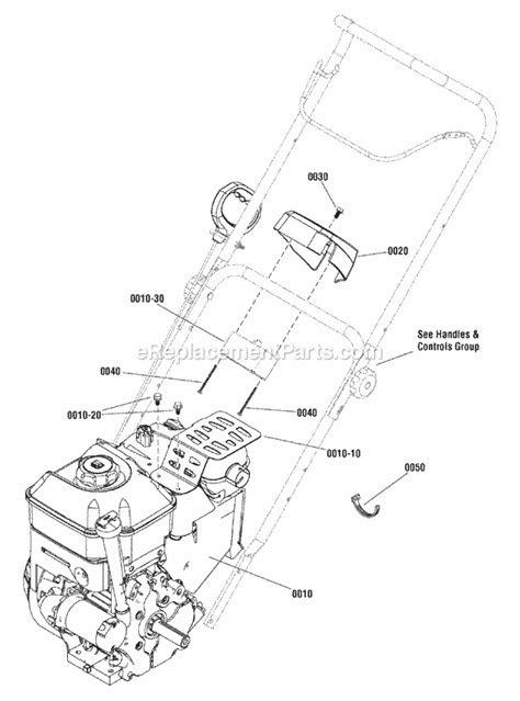 Snapper SS922EX Parts List and Diagram : eReplacementParts.com