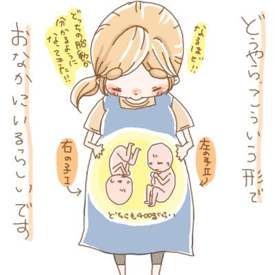 胎動 しゃっくり 位置