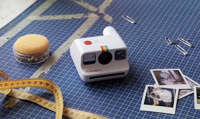 Polaroid выпустил самую маленькую «мгновенную» камеру в мире
