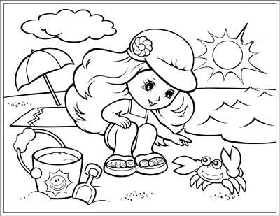 summerseason coloring pages jack  free printables