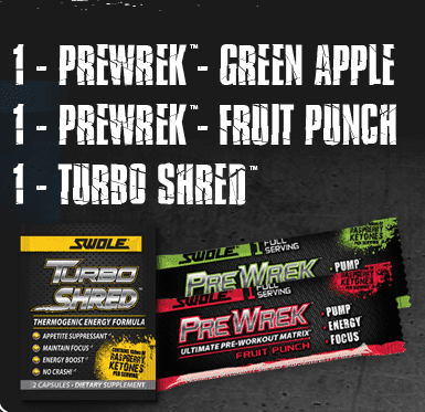 swole Free Swole Sports Nutrition Sample Pack