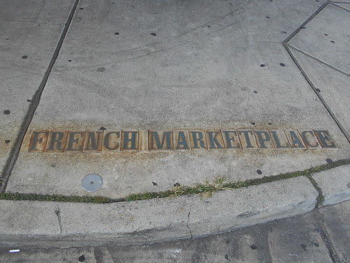 french marketplace
