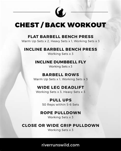 Back Exercises With Barbell And Dumbbells - Full Body