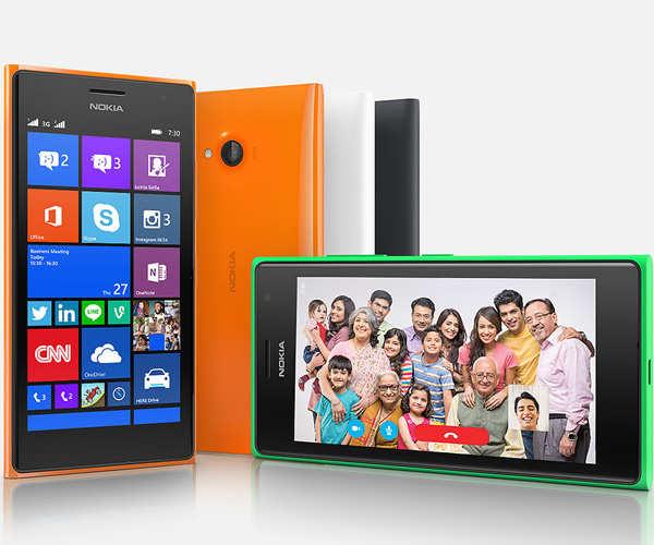 Microsoft Lumia 730 Dual Sim (Rs 13,681)