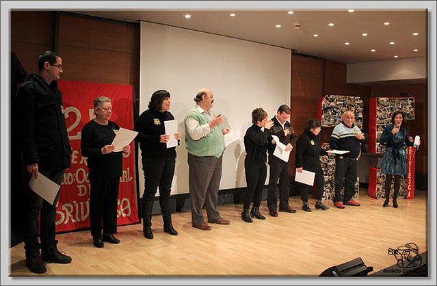 Fiesta 25 aniversario del Centro Ocupacional de Briviesca (1)