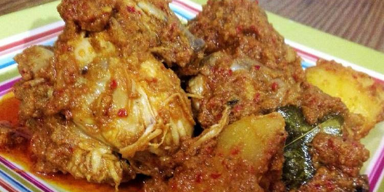 Resep Kalio Ayam Khas Minang Oleh Mona Gasodela