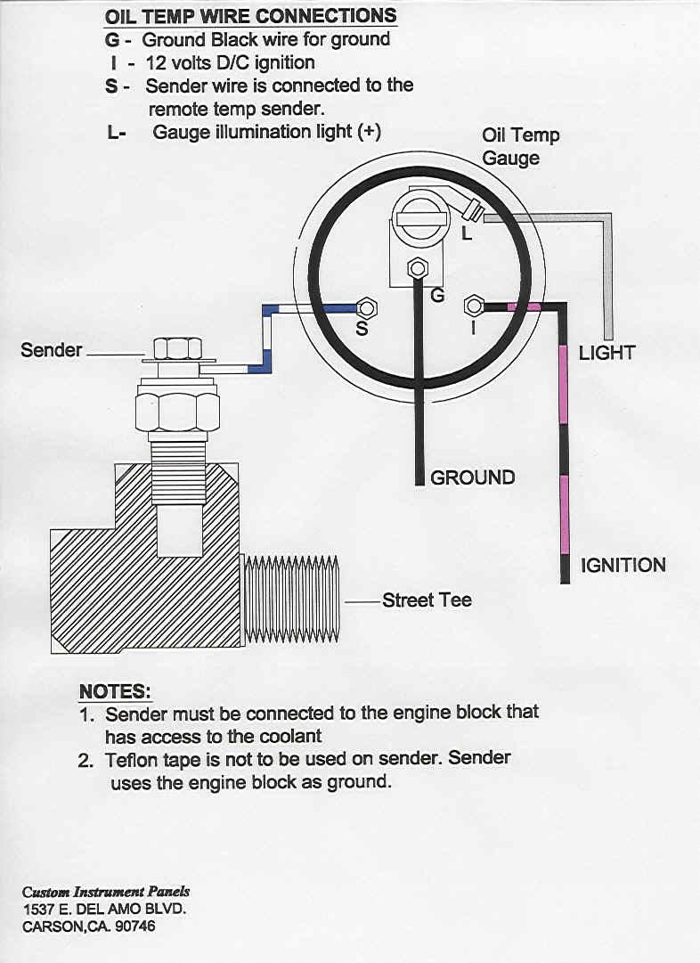 wiring diagram water temperature gauge - home wiring diagram  home wiring diagram