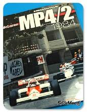 Libro Model Factory Hiro - JOE HONDA Racing Pictorial Series - MP4/2