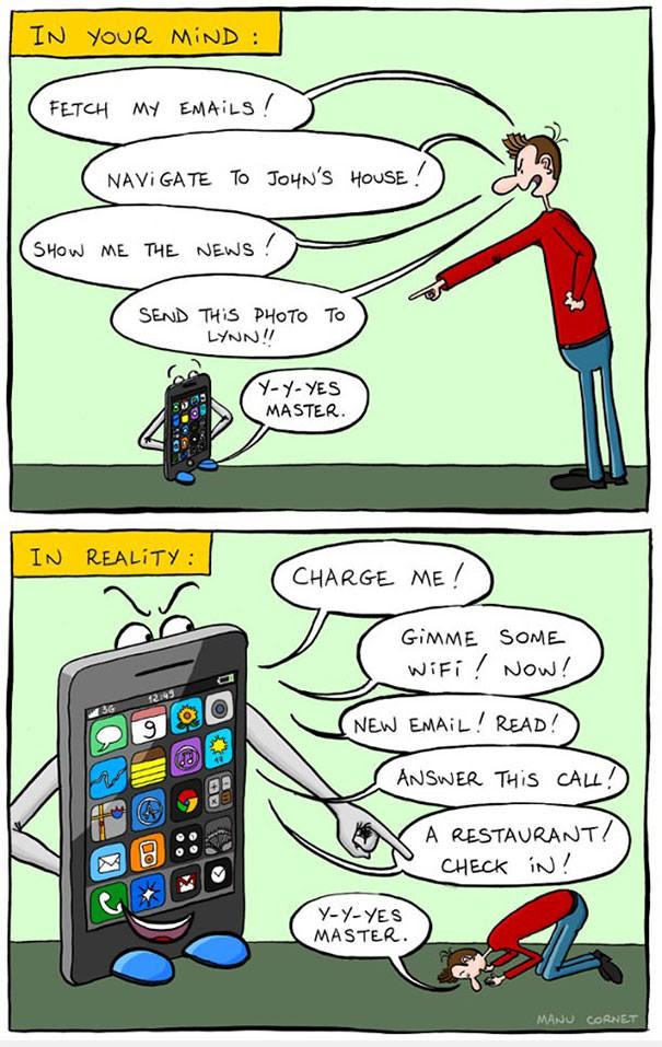 cellphone                                                           addiction                                                           funny
