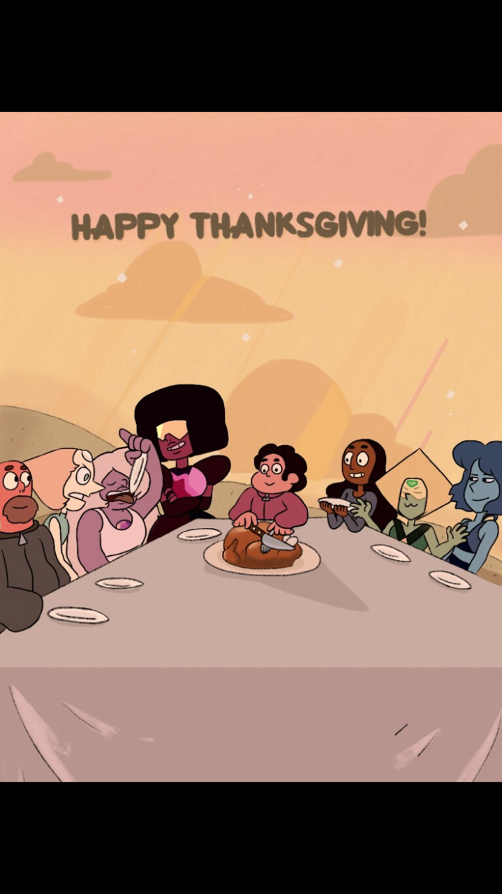 Happy thanksgiving everyone! This took me about a million years to draw but it was worth it