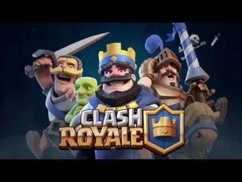 تحميل لعبة Clash Royale للأندرويد