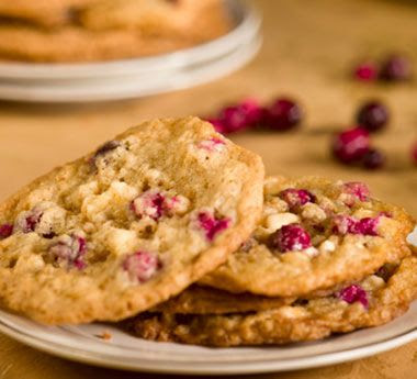 Cranberry Recipes, not just cookies.