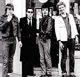 The Damned: never broke up