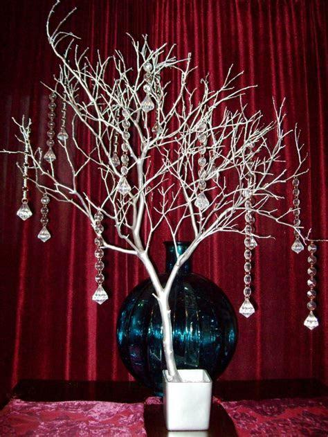 Crystal Tree, Wishing Tree, Manzanita Branch, Manzanita