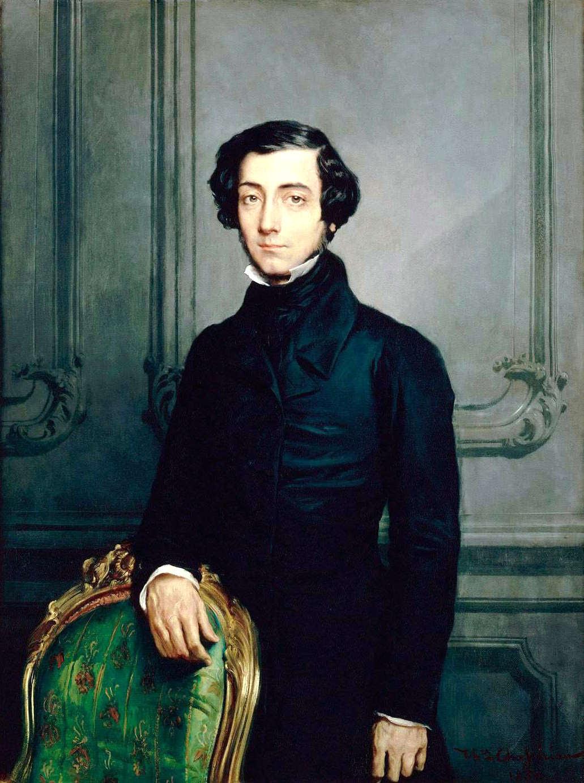 Count Alexis de Tocqueville
