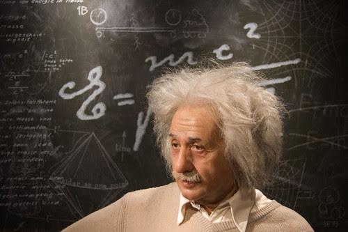 Einstein by Sebastian Niedlich (Grabthar)