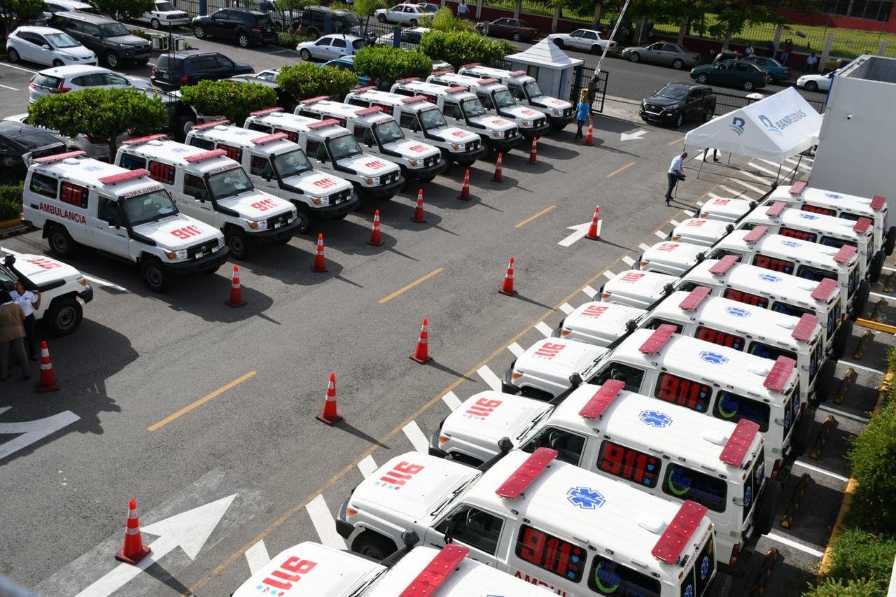 Resultado de imagen para Ambulancias del 911 para san juan