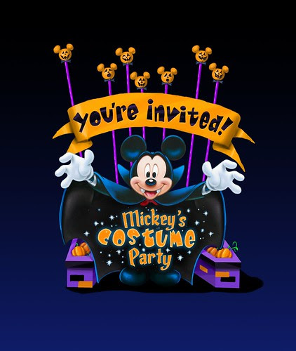 Mickey's Costume Party